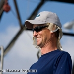 John Schaefers watching for blue whales