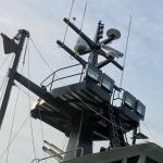 Pacific Storm viewing platform