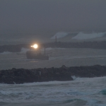 Pacific Storm returning to Newport