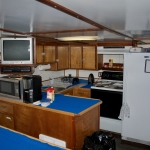 Pacific Storm galley