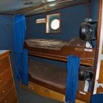 Pacific Storm crew quarters