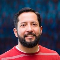 Headshot of Daniel Palacios