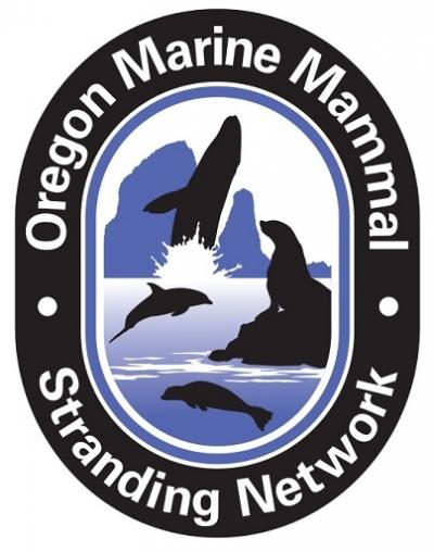 Oregon Marine Mammal Stranding Network logo