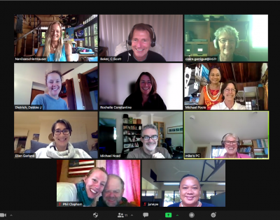 SPWRC Zoom meeting screenshot