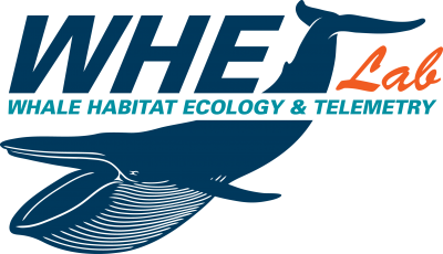 Whale Habitat, Ecology & Telemetry Lab logo