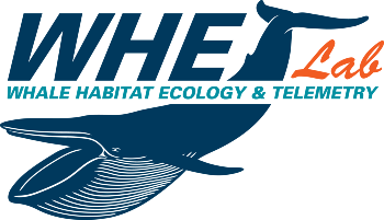 Logo of the Whale Habitat, Ecology, and Telemetry Lab